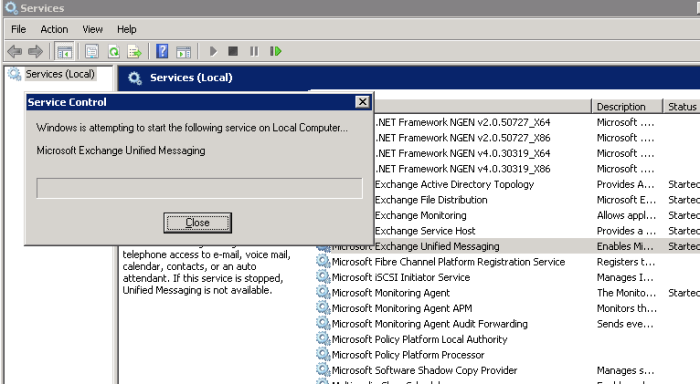 How to Change SIP Listening Port on Exchange Unified Messaging Server |
